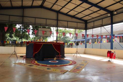 100 apresentações do Que bom que você veio em Martinésia (1)