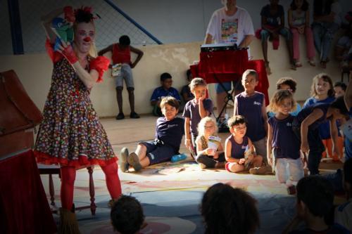 100 apresentações do Que bom que você veio em Martinésia (15)