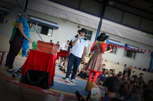 100 apresentações do Que bom que você veio em Martinésia (23)