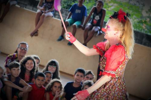 100 apresentações do Que bom que você veio em Martinésia (5)