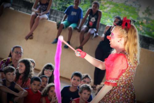 100 apresentações do Que bom que você veio em Martinésia (6)